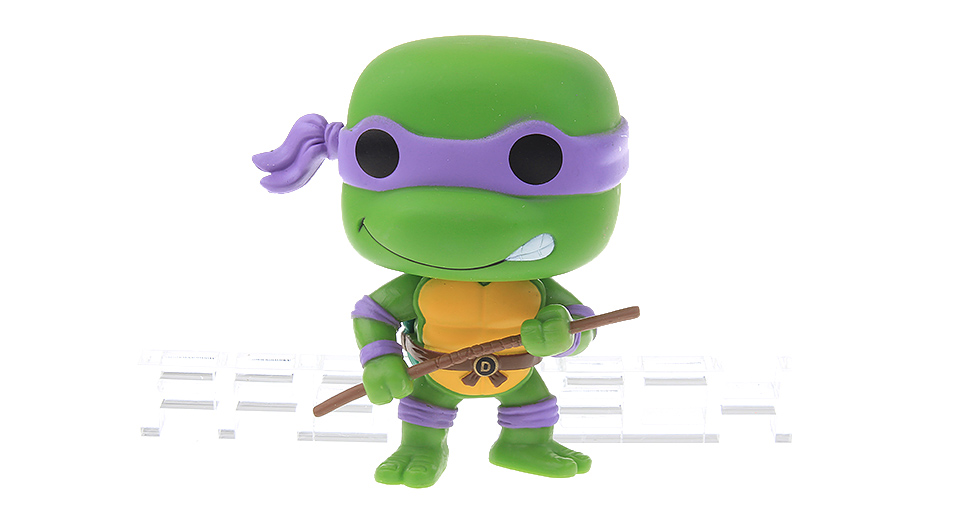Teenage Mutant Ninja Turtles Action Figure Doll Toy (Donatello)