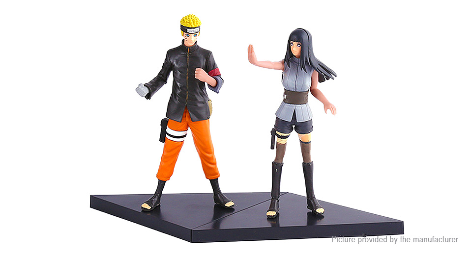 Naruto Action Figure Car/Home Ornaments PVC Toy (11th Generation)