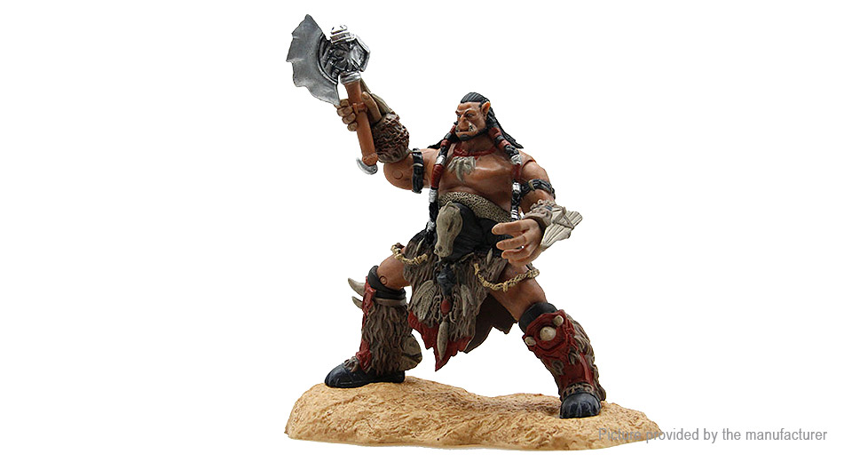 World of Warcraft Action Figure Toy (Durotan)