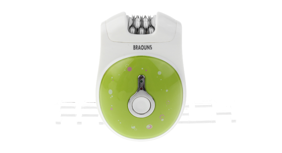 BRAOUNS BS-6101 Electric Hair Remover Epilator