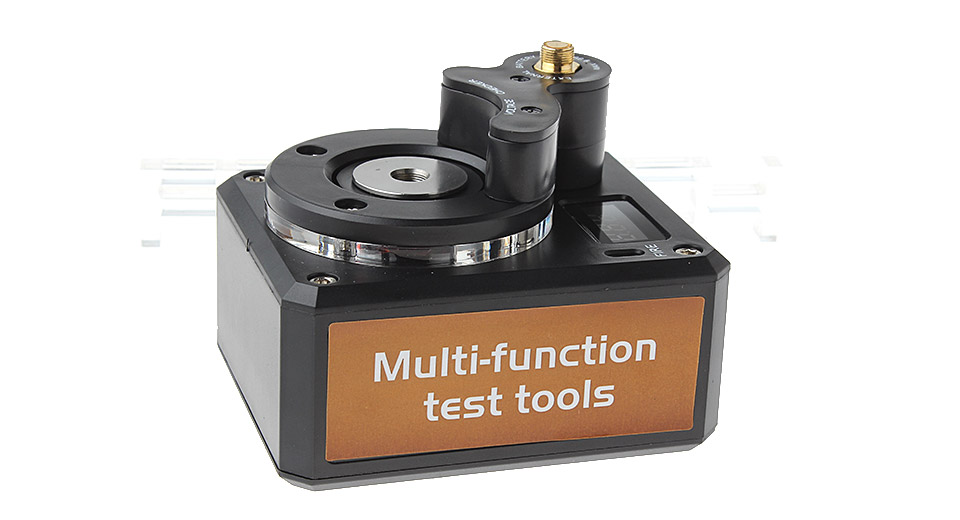 Image of Multi-function Digital Atomizer Resistance Tester Tool