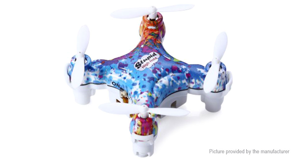 Image of Authentic Cheerson CX-10DS 4CH R/C Quadcopter