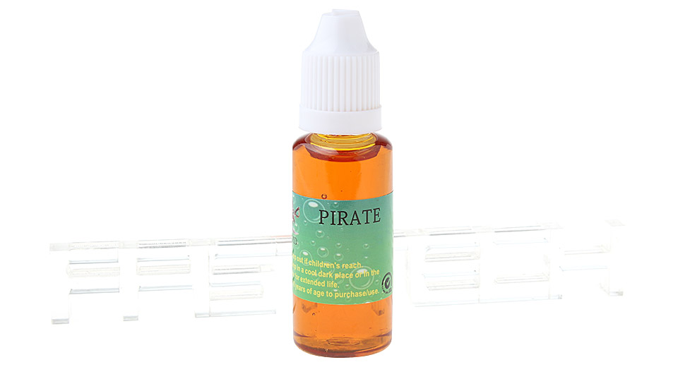 Image of PIRATE E-liquid for Electronic Cigarettes (20ml)