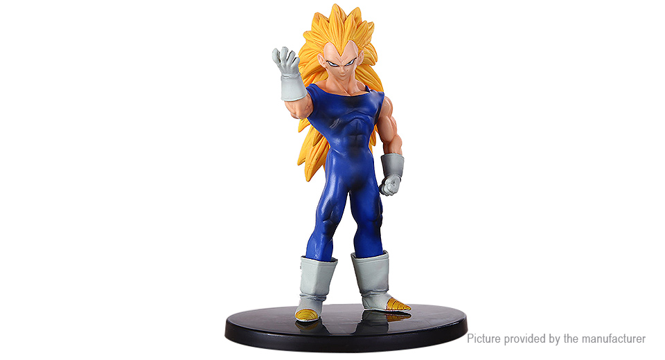 Dragon Ball Super Saiyan Action Figure Toy