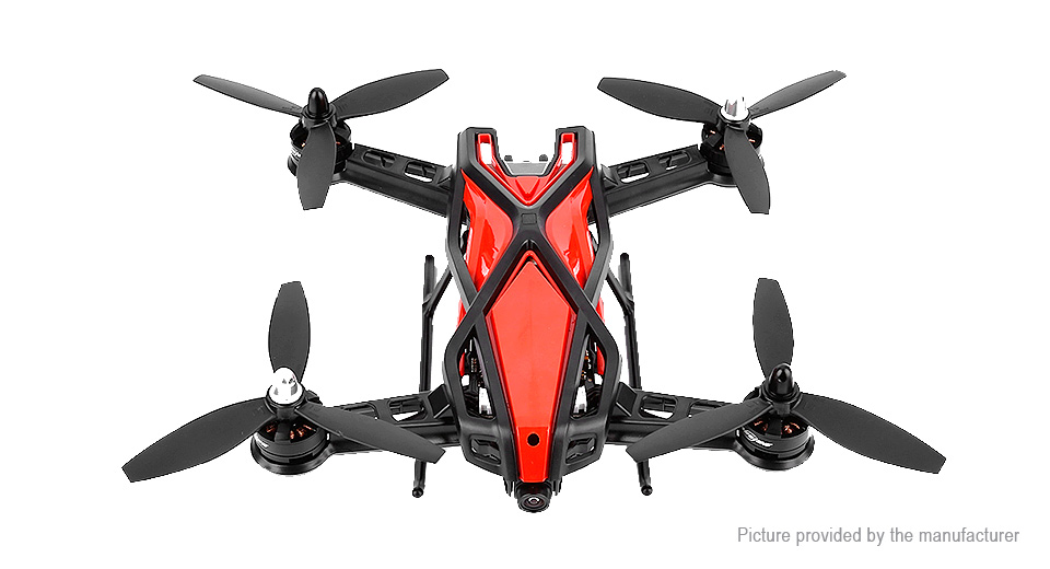 "Longing LY-250 Red Bee R/C Racing Quadcopter (5.8GHz FPV, 7"" Monitor)"