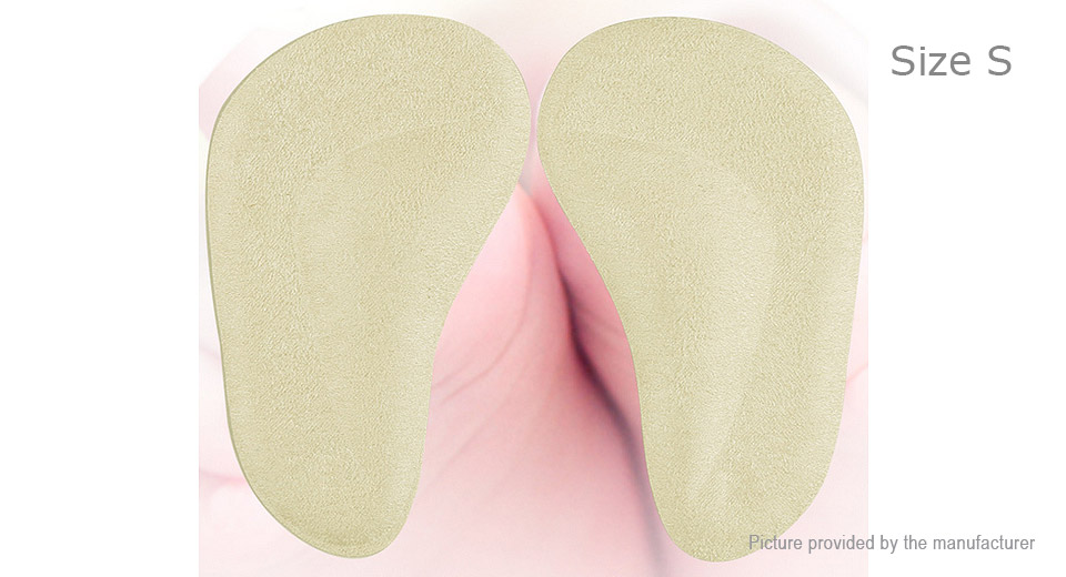 Children Orthotic Arch Support Insole Flat Foot Correction Shoe Insoles (Size S/Pair)
