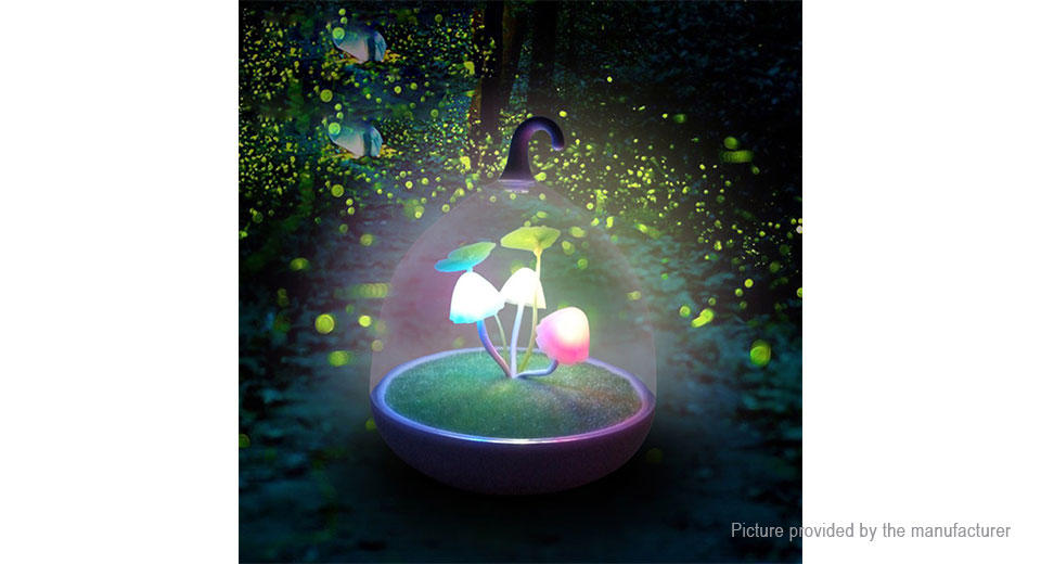 Image of Micro Landscape Rechargeable LED Night Light