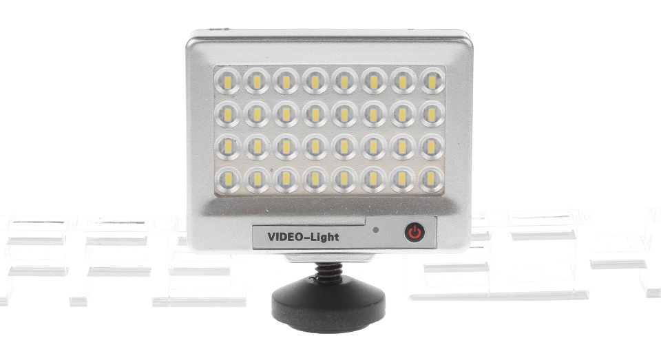 Product Image: 32-led-300lm-5600k-camera-video-fill-light-for