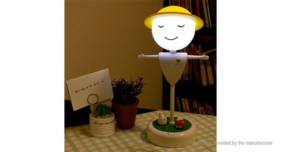 ONEFIRE Scarecrow Styled USB Rechargeable LED Night Light