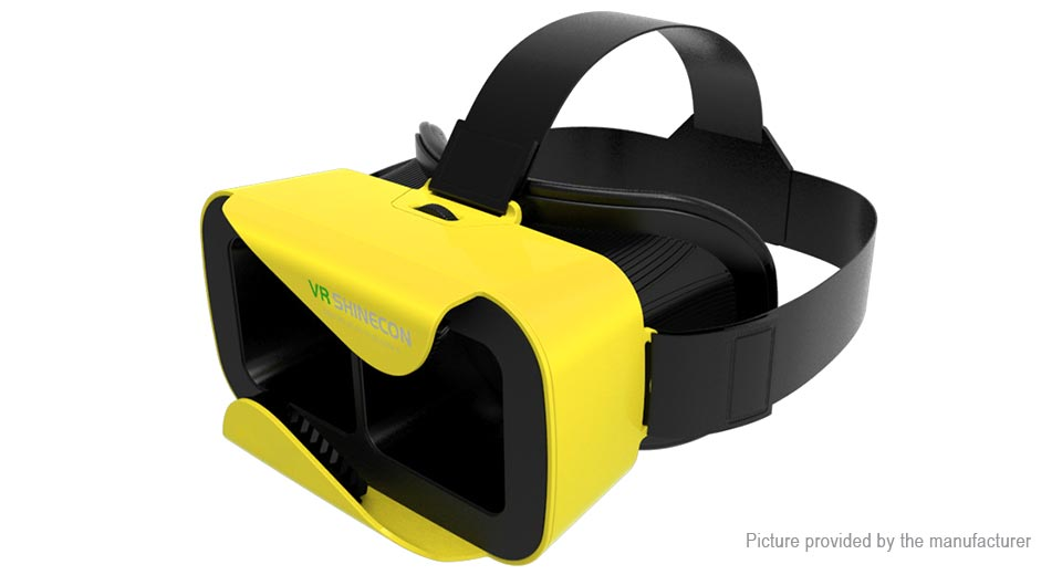 VR SHINECON III Virtual Reality VR Headset 3D Goggles