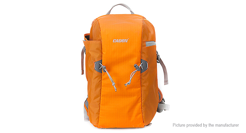 Image of Caden E5 Nylon Camera Backpack