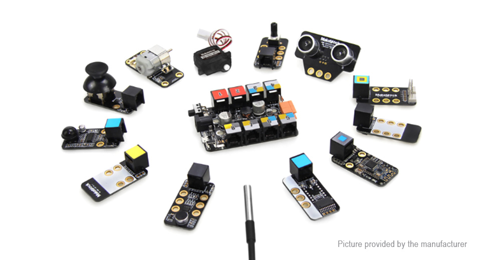 Image of Makeblock Inventor Electronic Kit Electronical Component