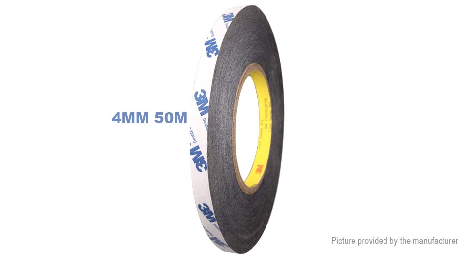 Image of Non-woven Double Sided Adhesive Tape (4mm*50m)