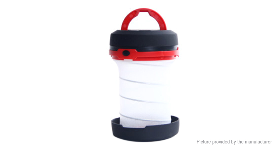 Image of 1*LED 110LM LED Collapsible Camping Lantern (Random Color)