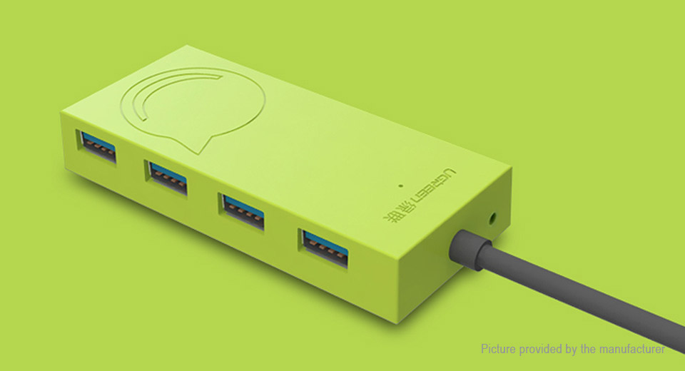 UGREEN CR122 4-Port USB 3.0 Hub