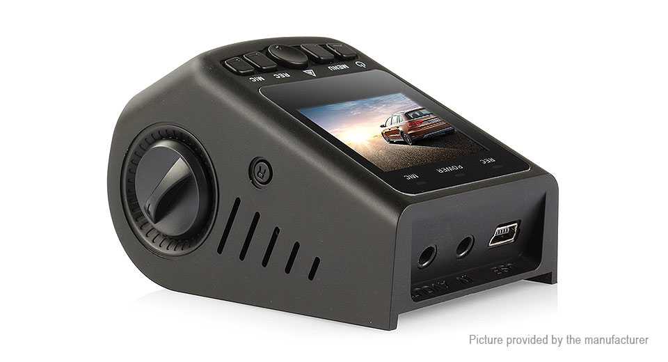 """Image of 1.5"""" LCD 1080p Wifi Car Dashboard DVR Camcorder"""