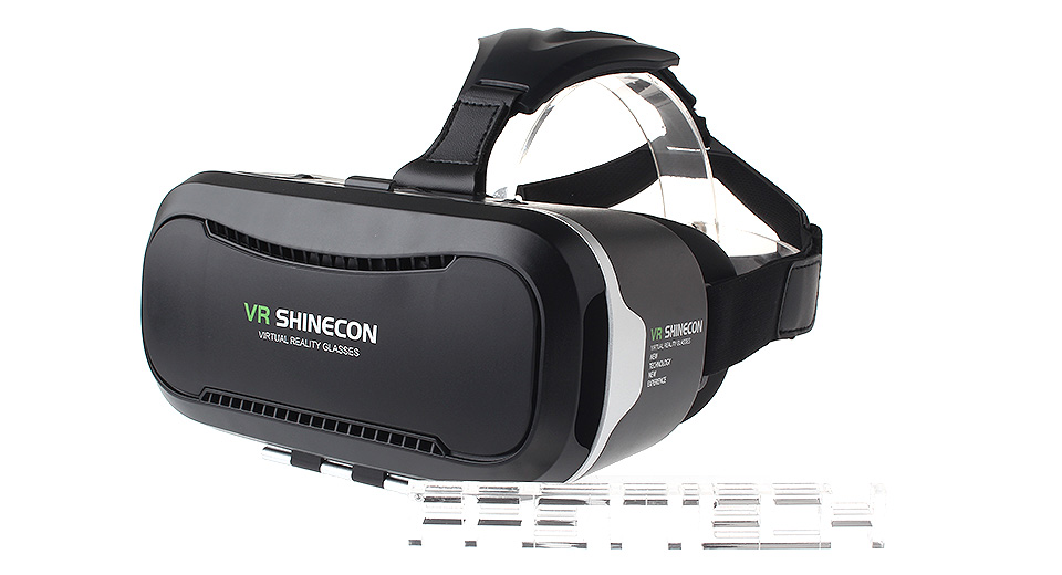 VR SHINECON II Virtual Reality VR Headset 3D Glasses