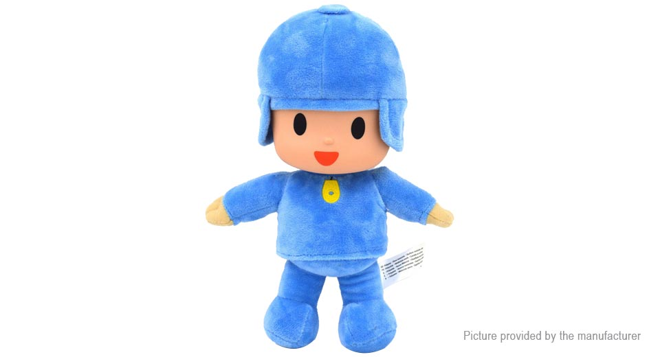 Pocoyo Stuffed Cartoon Doll Plush Soft Toy