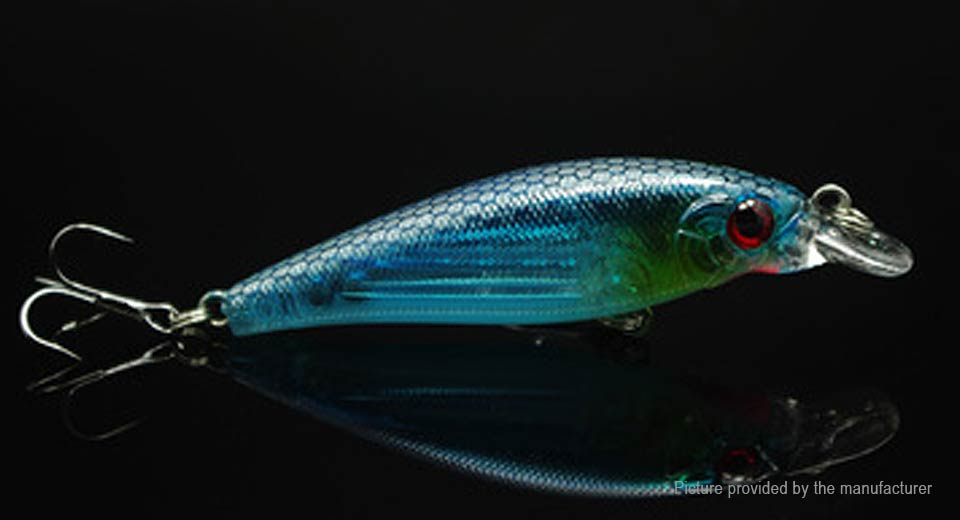 Realistic Fish Styled Fishing Lure ...