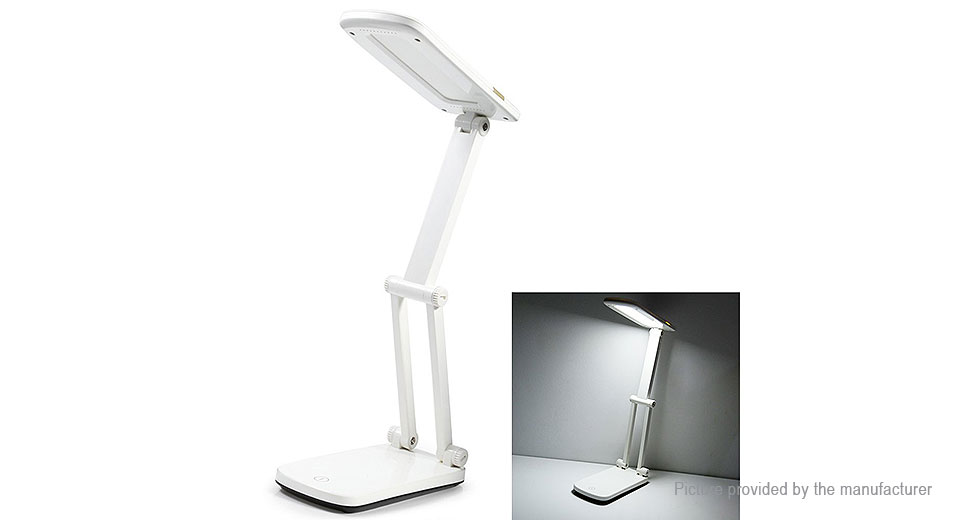 YAGE YG-5929 Touch Control Rechargeable Folding LED Desk Lamp