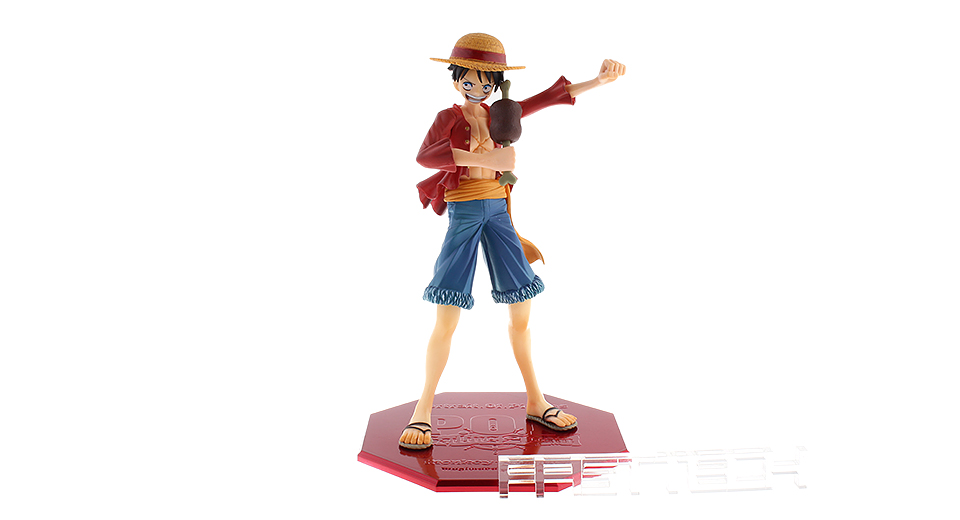 POP One Piece Action Figure Doll Toy (Monkey·D·Luffy)
