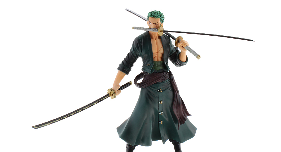POP One Piece Action Figure Doll Toy (Roronoa Zoro)