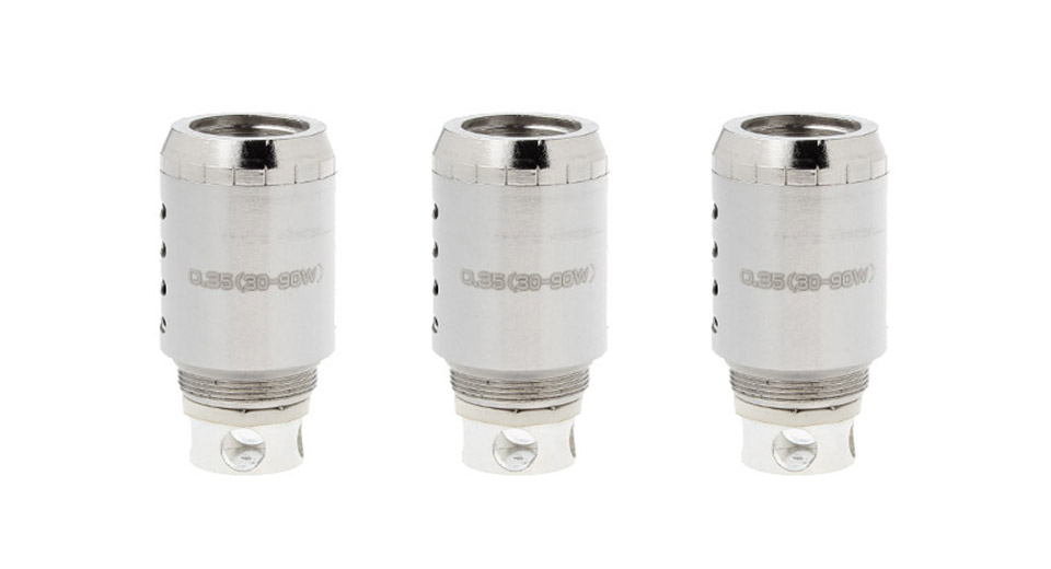 Image of Replacement Coil Head for Smoktech TFV4 Clearomizer (3-Pack)