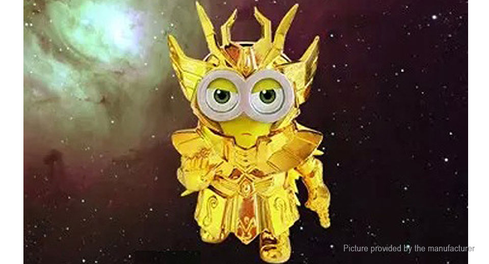 Saint Seiya Minions Virgo Action Figure Doll Toy