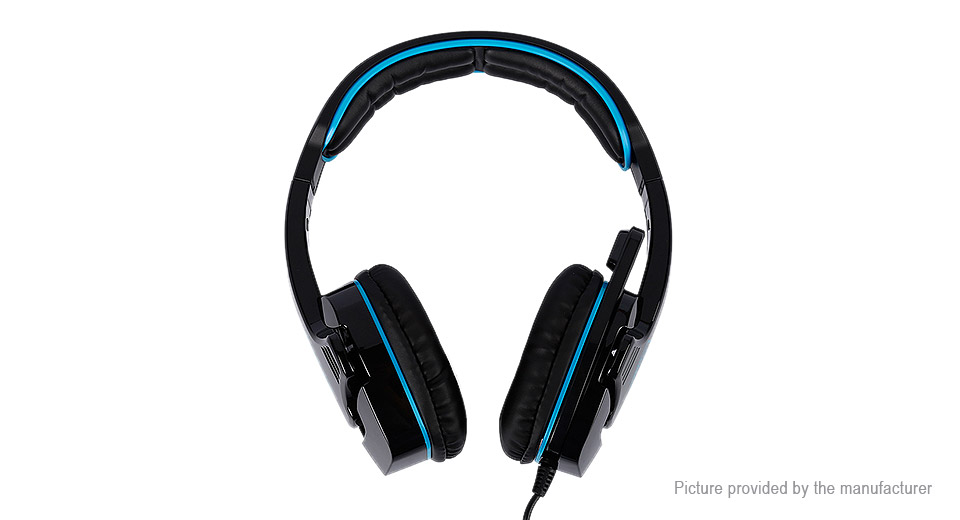 Authentic SADES SA-708 Stereo Wired Gaming Headset