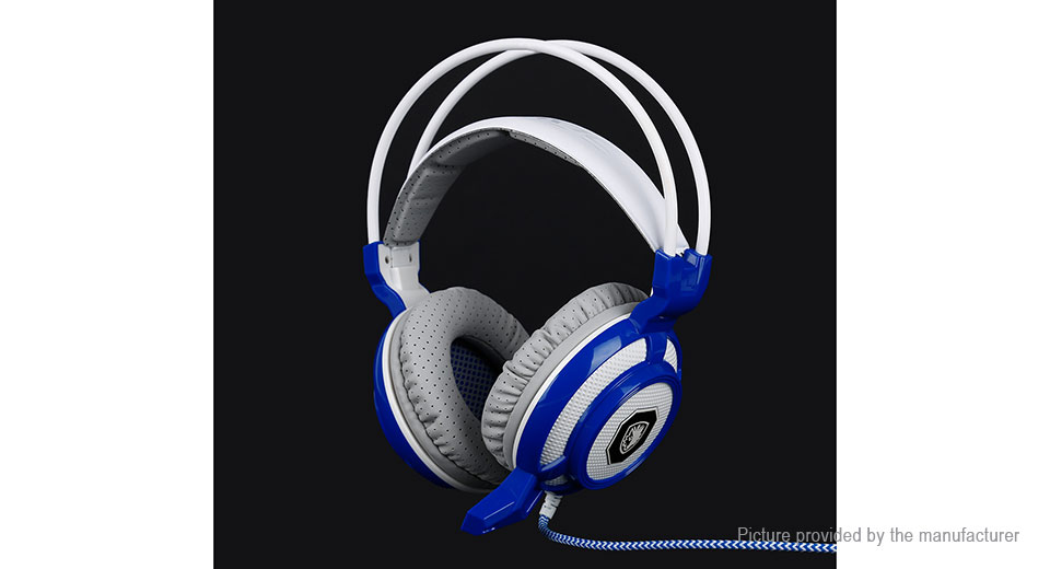 Authentic SADES SA905 USB Wired Headset