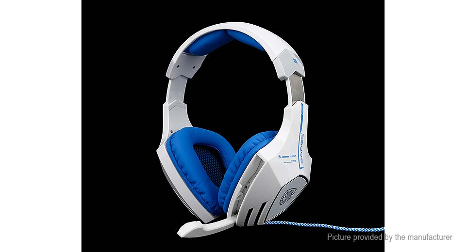 Authentic SADES A60 USB Wired Headset
