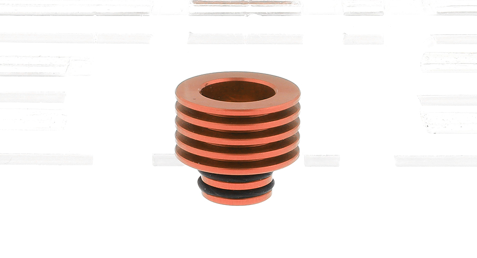 Aluminum Heat Dissipation Sink for 510 Drip Tip