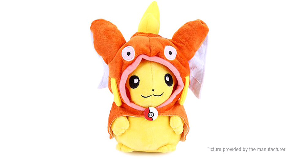 Soft Toys Cartoon : Pocket monster stuffed cartoon doll plush soft toy