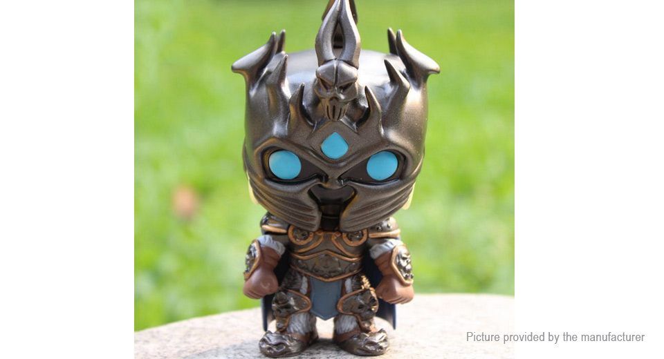 WOW World of Warcraft Arthas Action Figure Toy