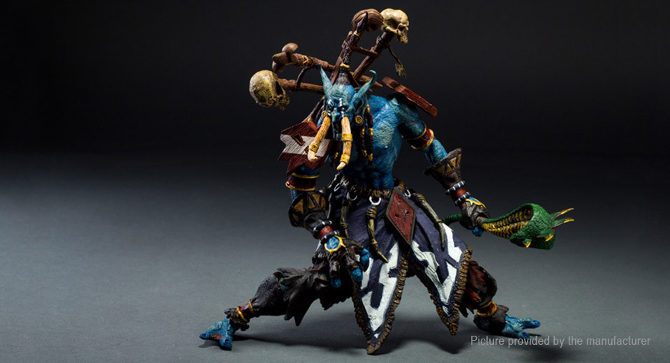 WOW World of Warcraft Troll Figure Toy