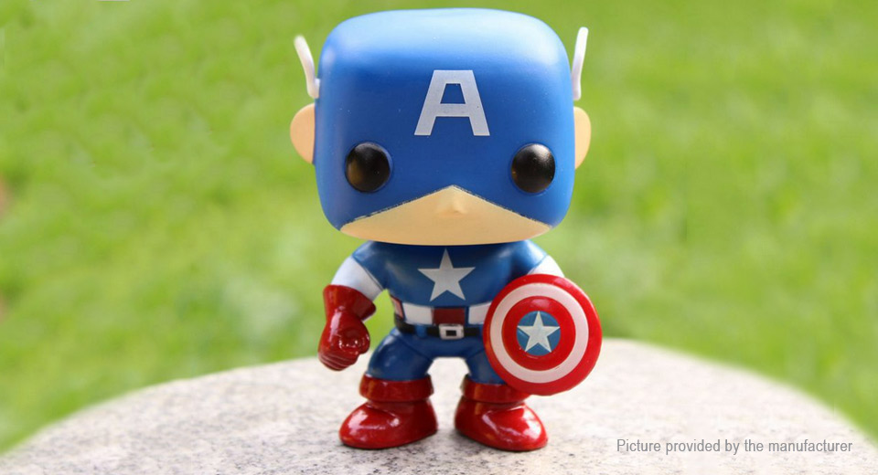 Avengers Captain America Figure Toy