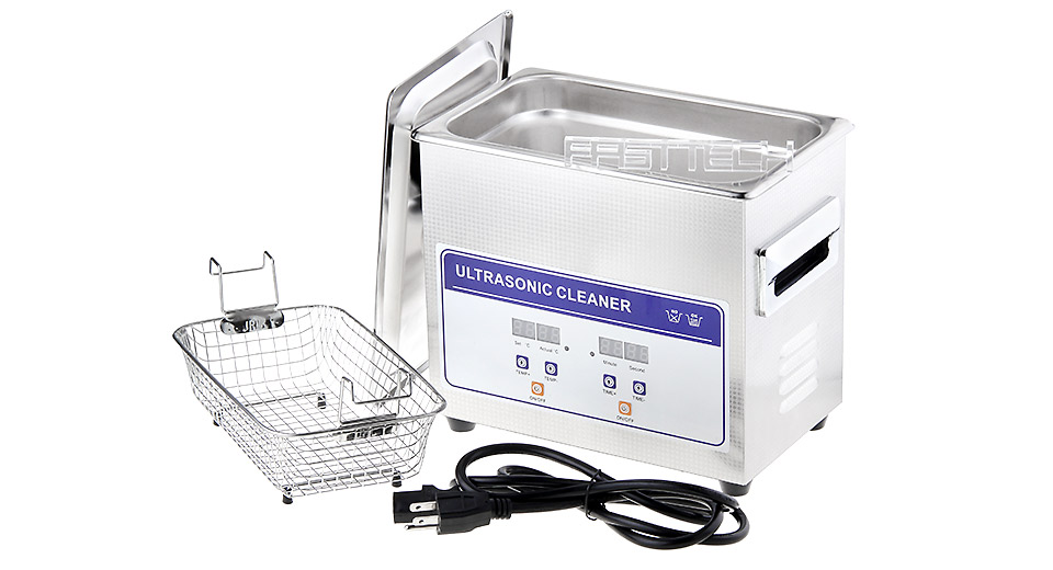 Digital Ultrasonic Cleaner for E-Cigarettes