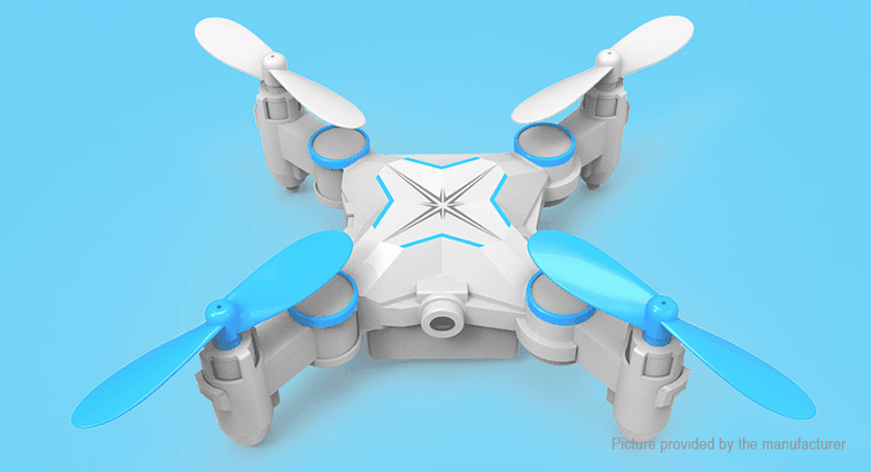 HELIWAY 901S Foldable Pocket Drone (Wifi FPV, 2MP Camera)