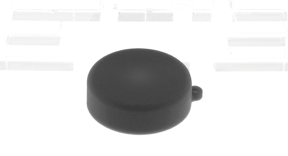 Silicone Protective Lens Cap Cover for Xiaomi Yi II Sports Camera