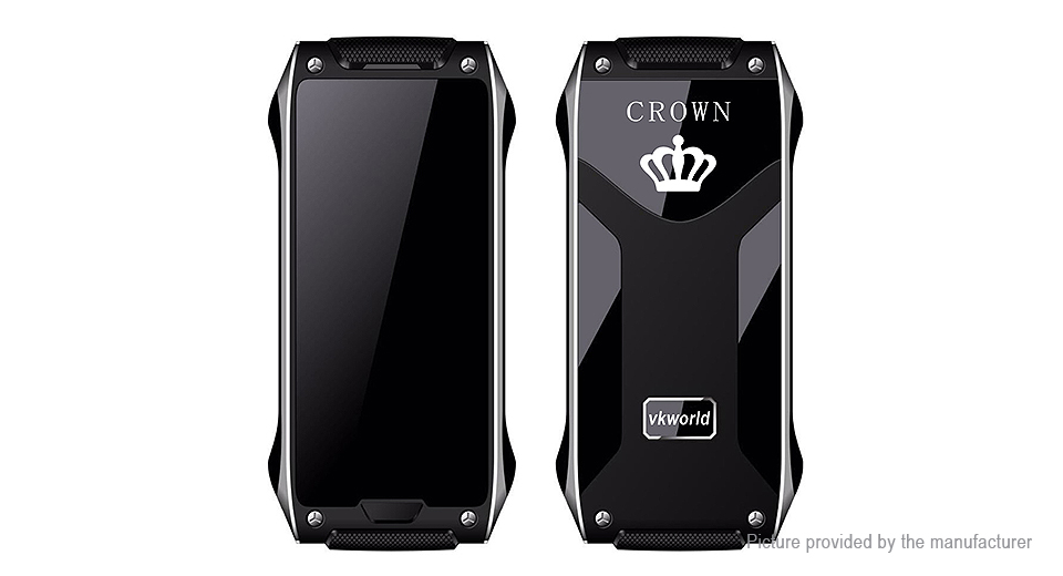 """Image of Authentic VKWorld Crown V8 1.63"""" OLED Quad-band GSM Feature Phone (EU)"""