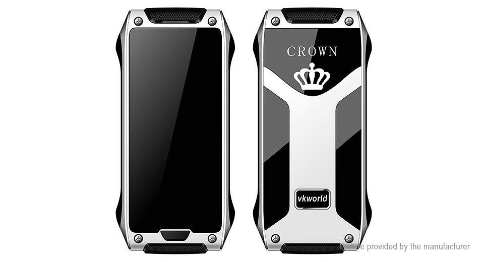 """Image of Authentic VKWorld Crown V8 1.63"""" OLED Quad-band GSM Feature Phone (US)"""