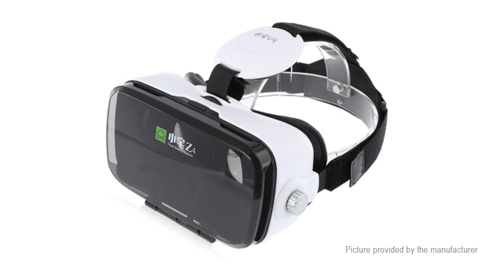 Xiaozhai Z4 Mini Virtual Reality VR Headset 3D Glasses