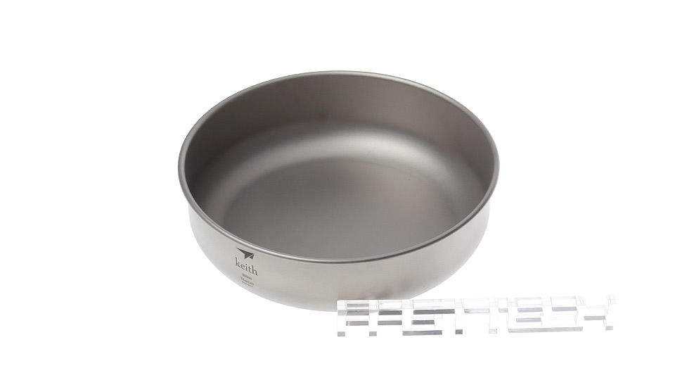Keith KT338 Titanium Bowl (900ml)