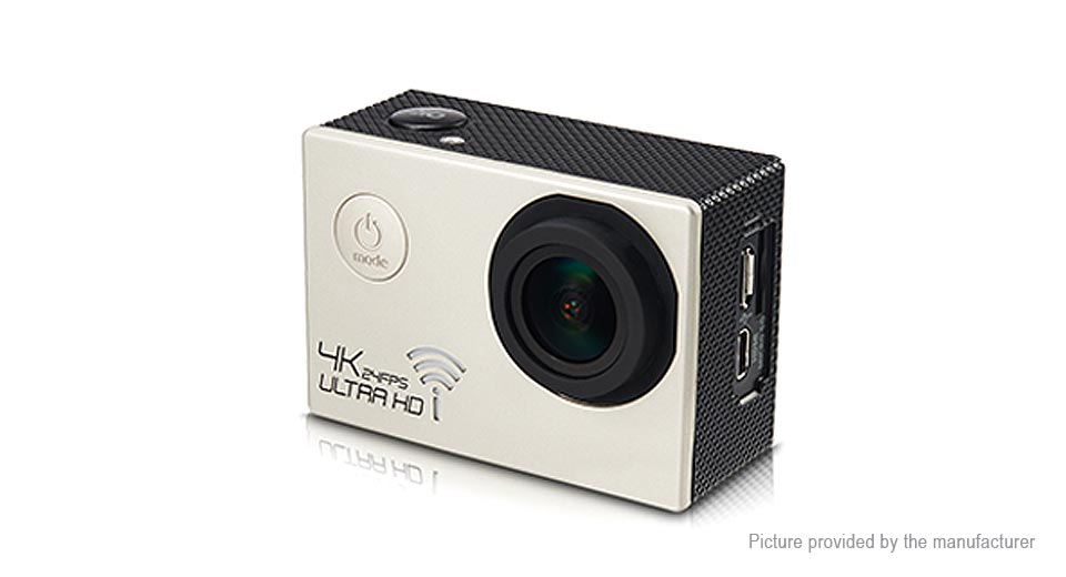 MEEE GOU M7 4K 2 HD Wifi Sports Action Camera