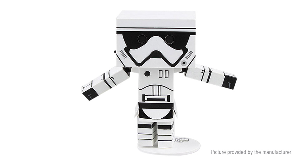 Star Wars Stormtrooper Danboard Styled Figure Doll Toy