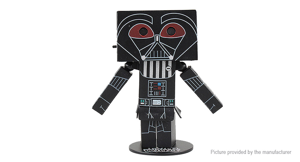 Star Wars Darth Vade Danboard Styled Figure Doll Toy