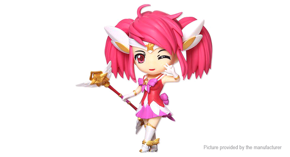 League of Legends LOL Lux Action Figure Toy