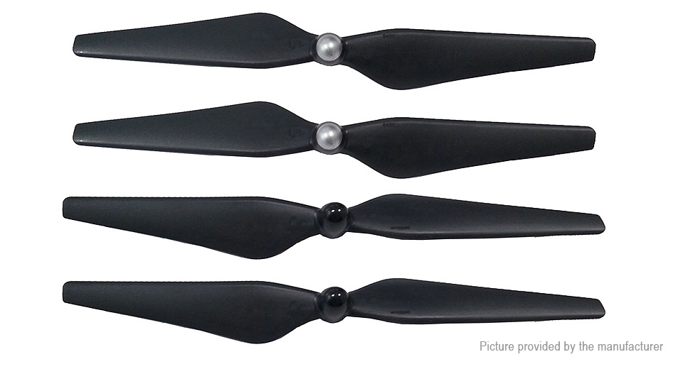 Authentic Cheerson CW/CCW Propeller for CX-22 / CX-20 R/C Quadcopter (2 Pairs)