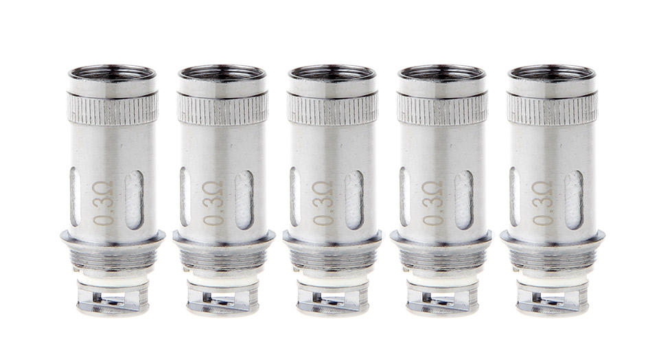 Image of Replacement Coil Head for DIY Mouth Feel RTA Atomizer (5-Pack)