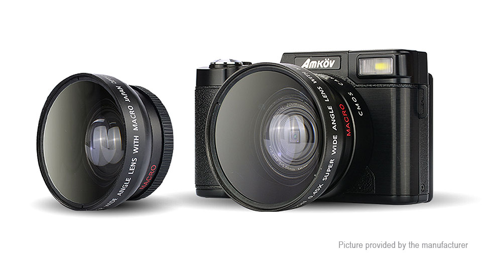Product Image: authentic-amkov-cd-r2-digital-camera-w-0-45x-wide